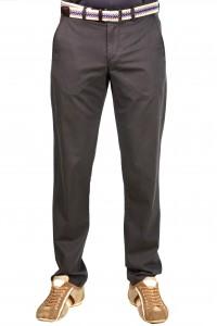 Мужские брюки хаки чинос casual BANKO (HAKI)