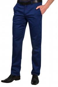 Синие мужские брюки чинос FRESH (DEEP BLUE)