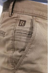 Коричневые мужские брюки чинос RUBY (210)