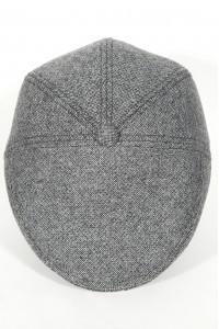 Светло-серая мужская кепи 003 (DAYTONA-TK15)