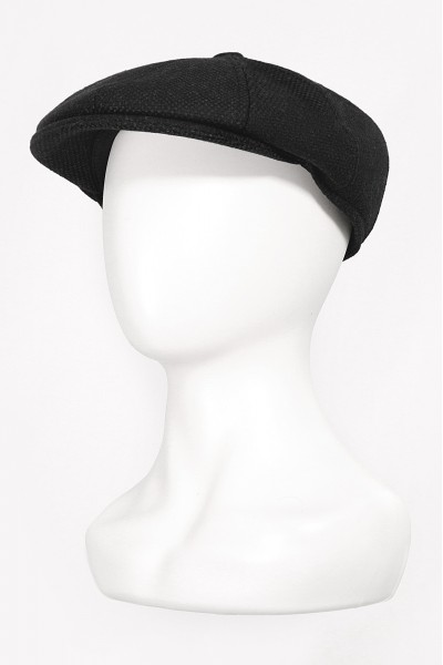 Тёмно-синяя мужская кепи