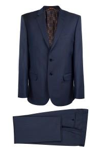 Тёмно-синий мужской костюм ABS 4321*M PALERMO