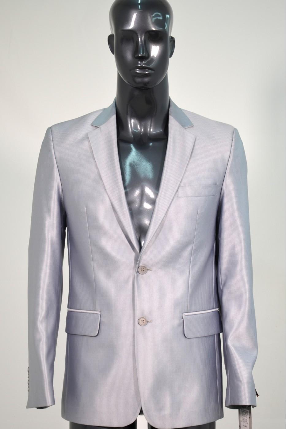 Cерый мужской костюм VIDO БРУКЛИН