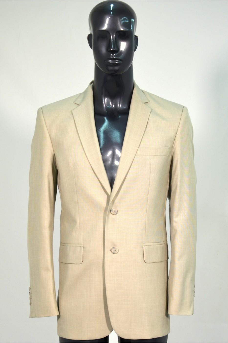 Бежевый мужской костюм VIDO Меделин