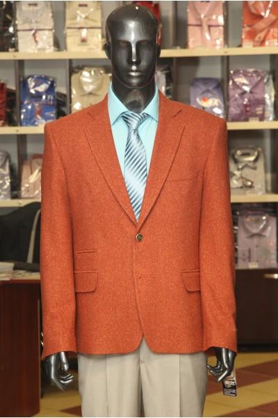 Терракотовый пиджак