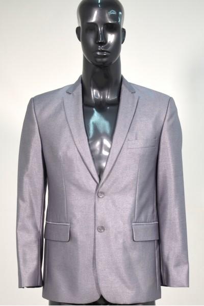 Cерый мужской костюм