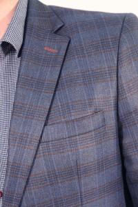 Пиджак класс. 2059 (VOLT BLUE-1188)