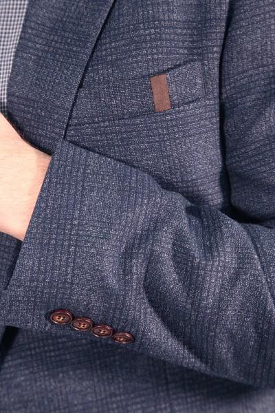 Пиджак мужской в клеточку