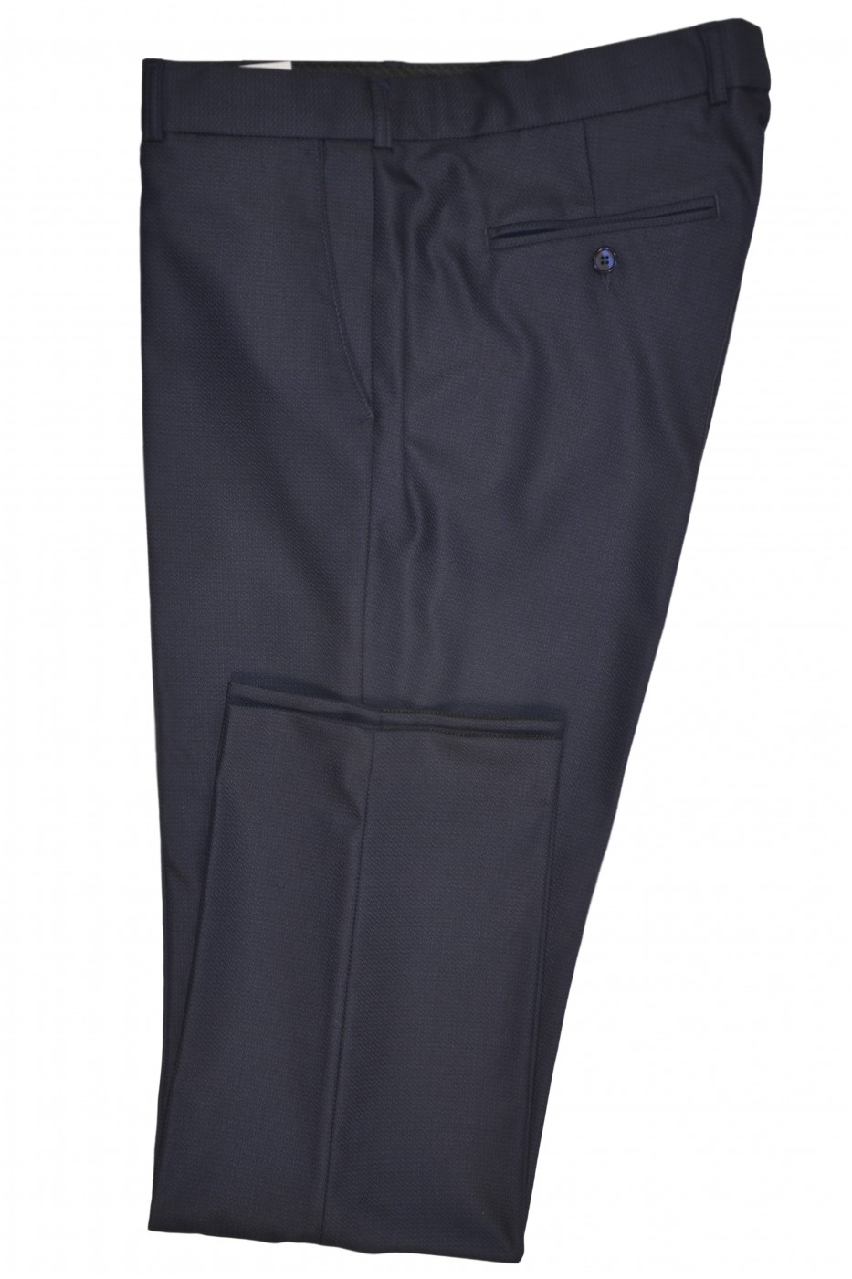 Чёрные мужские классические брюки 898Б (BELAIR-550)