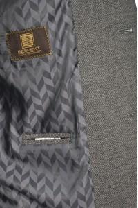 Серый мужской кэжуал пиджак 900 (CIVETTA-1682)