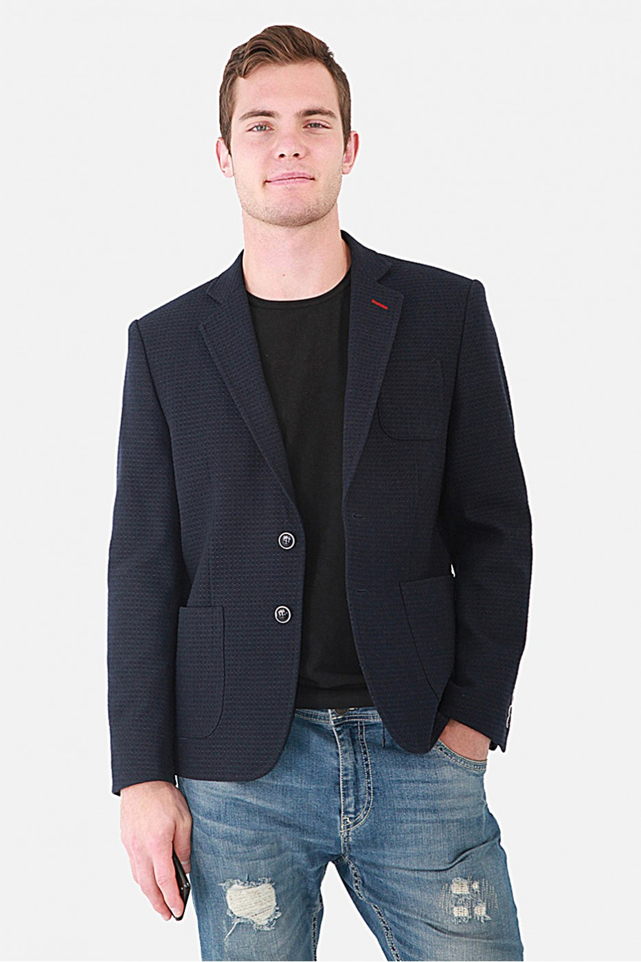 Пиджак мужской 561 (ROBERTO4PB-OR)