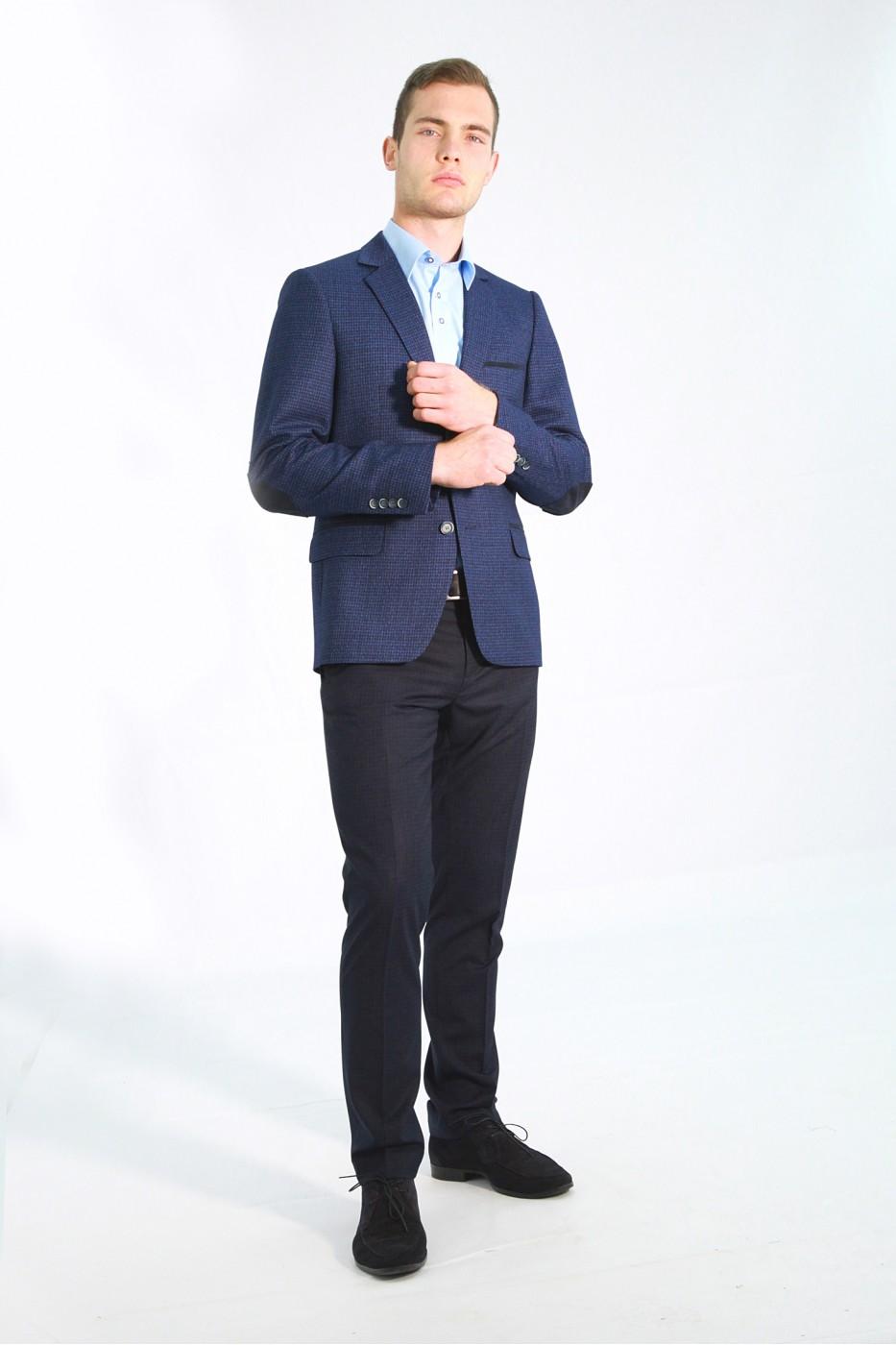 Пиджак мужской 676 (LUKE-ITUV5BN2O)