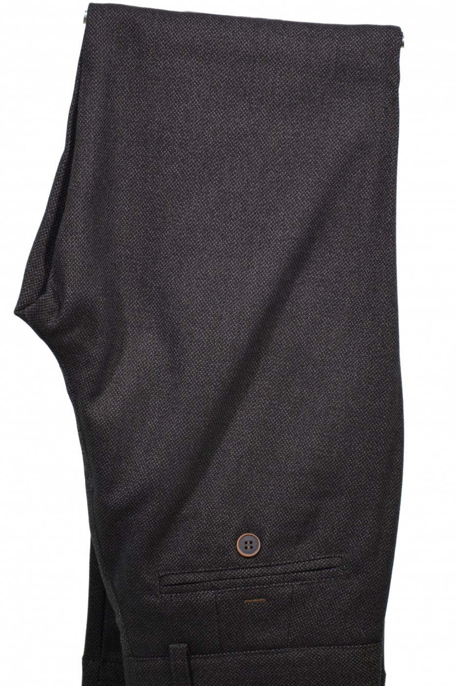 Тёмно-коричневые школьные брюки детские - Д 2003Б (RODNEY)