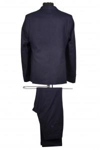 Тёмно-синие школьные брюки детские-Д 2001Б (ANDY)