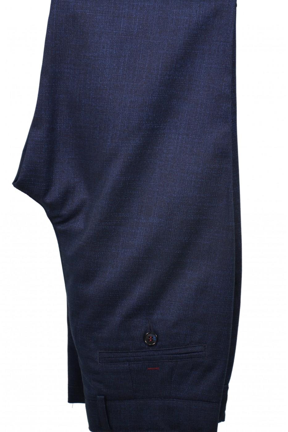 Тёмно-синие школьные брюки детские - Д 2004Б (MINOR)