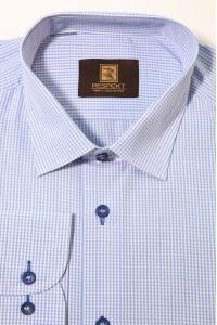 Сорочка мужская 207 (3634BLUE)