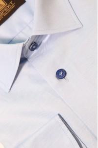 Сорочка мужская 209 (4385BLUE)
