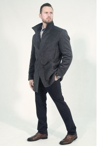 Пальто мужское 870 (DENVER-202)