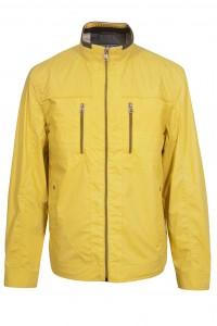 Жёлтая мужская весенняя ветровка 510721N01C ЦВ.16099