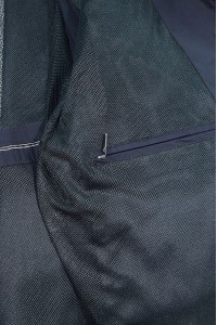 Тёмно-синяя весенняя мужская ветровка 752841N01C ЦВ.99