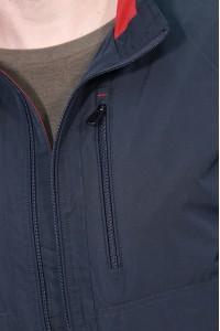 Тёмно-синяя весенняя мужская ветровка 778841N01C ЦВ.96