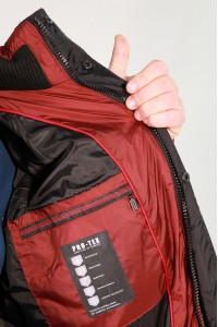 Куртка мужская M49509P ЦВ.167