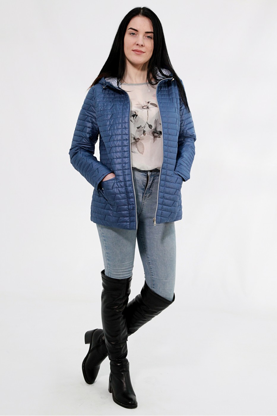 Куртка женская 639840N10C ЦВ.53