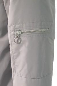 Бежевая женская демисезонная куртка 843720N10C ЦВ.26P2