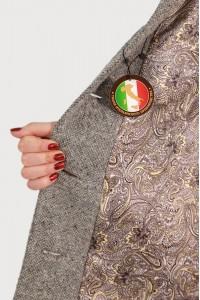 Пальто женское 536 (ADRIANA)