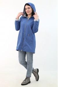 Куртка-ветровка жен 655840N01C ЦВ.87