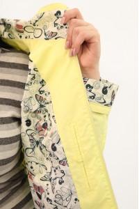 Куртка-ветровка жен 657840N01C ЦВ.121