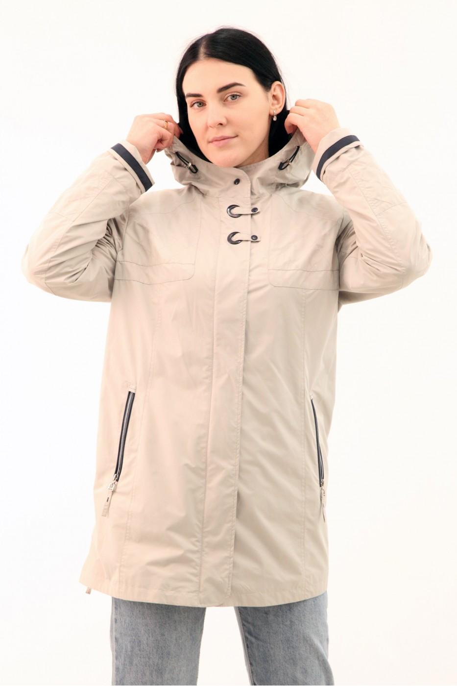Куртка-ветровка жен 707720N01C ЦВ.127