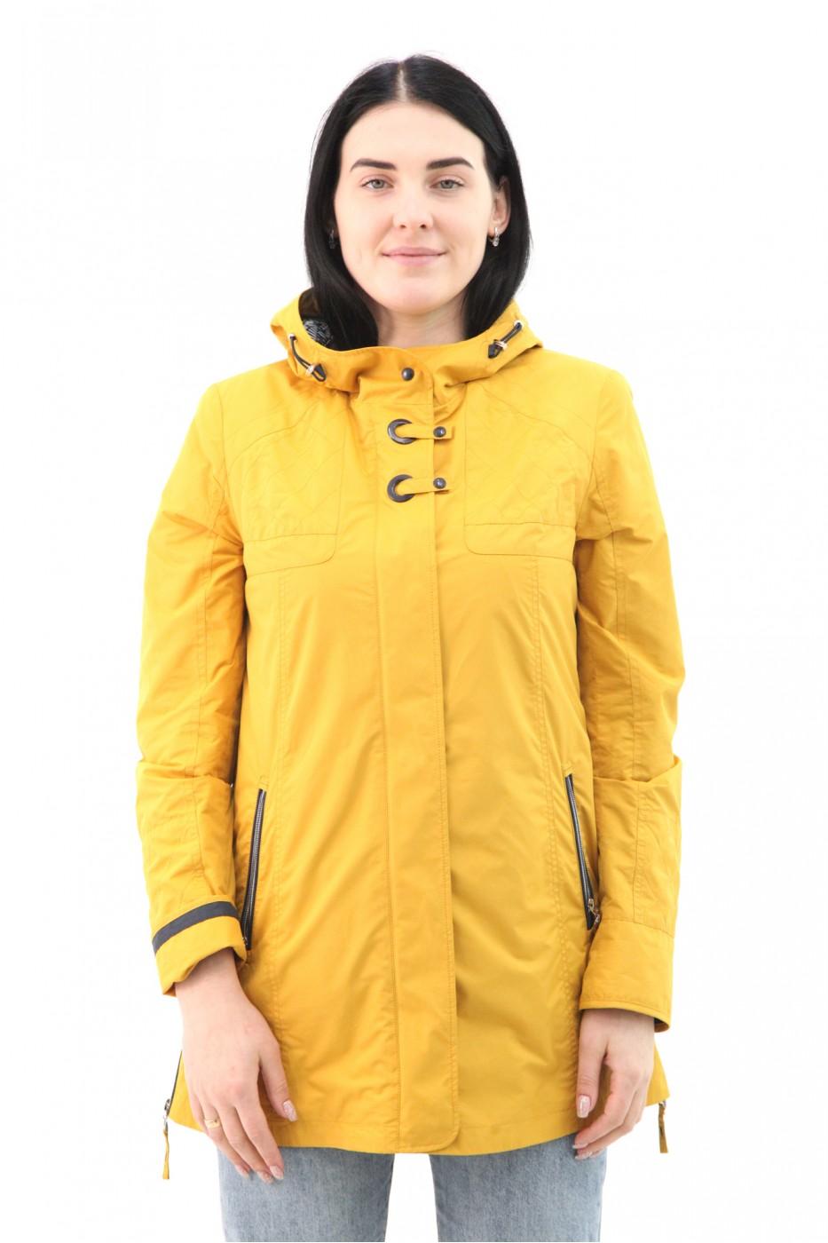 Куртка-ветровка жен 707720N01C ЦВ.159