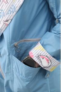 Куртка-ветровка жен 828720N01C ЦВ.8