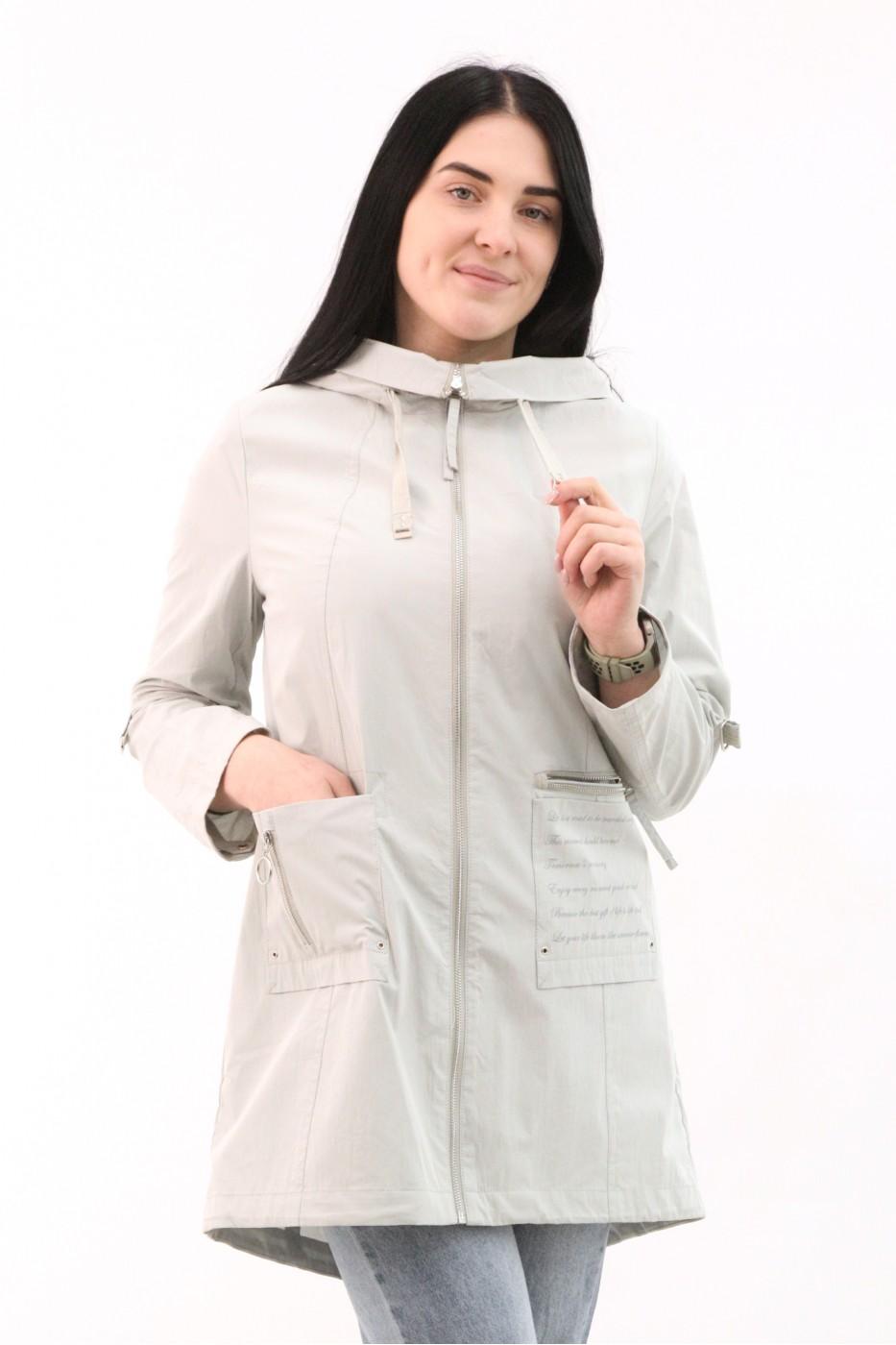 Куртка-ветровка жен 907530N00C ЦВ.181