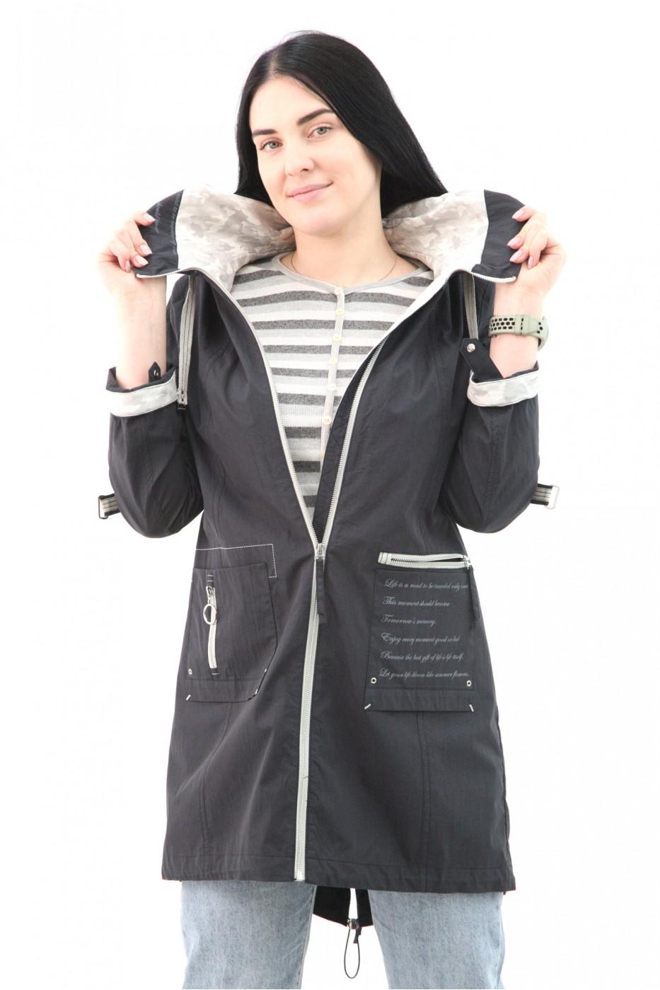 Куртка-ветровка жен 907530N00C ЦВ.98