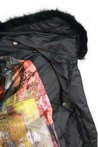 Куртка женская 298480F21C ЦВ.100