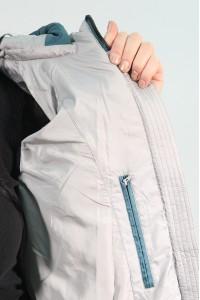 Березовая женская демисезонная куртка 436530N10C ЦВ.102