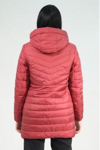 Красная женская демисезонная куртка 436530N10C ЦВ.31