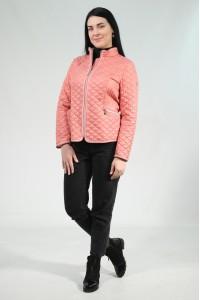 Розовая женская демисезонная куртка 830720N10C ЦВ.731